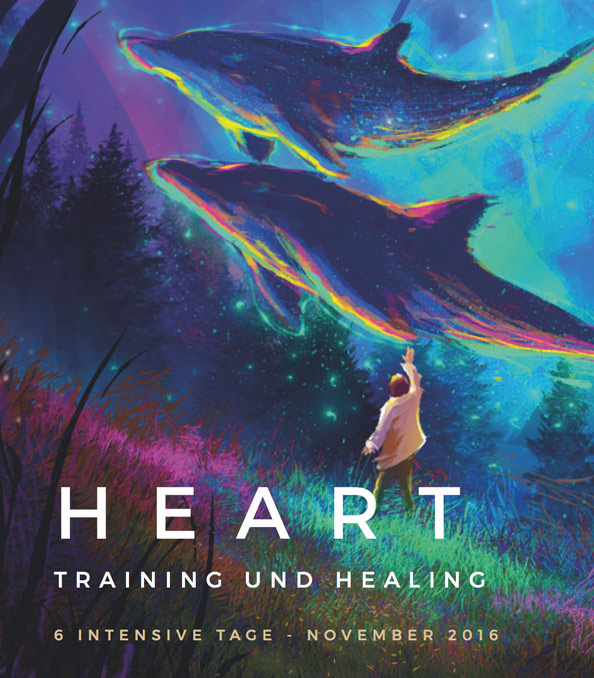 Heart Healing & Heart Training - Ausbildung/Intensiv-Seminar zur Erweckung der Herz-Frequenz im Leben (BERN - zertifiziert)