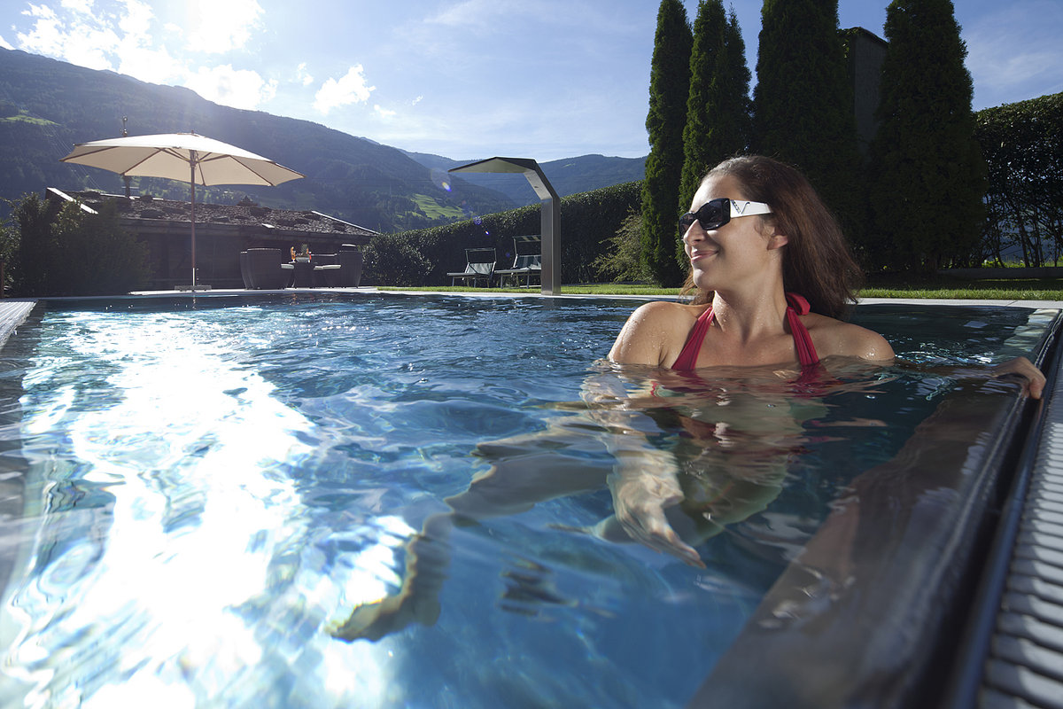 YOGA-Tage mit Bahar im Hotel Genießerschlössl im Zillertal