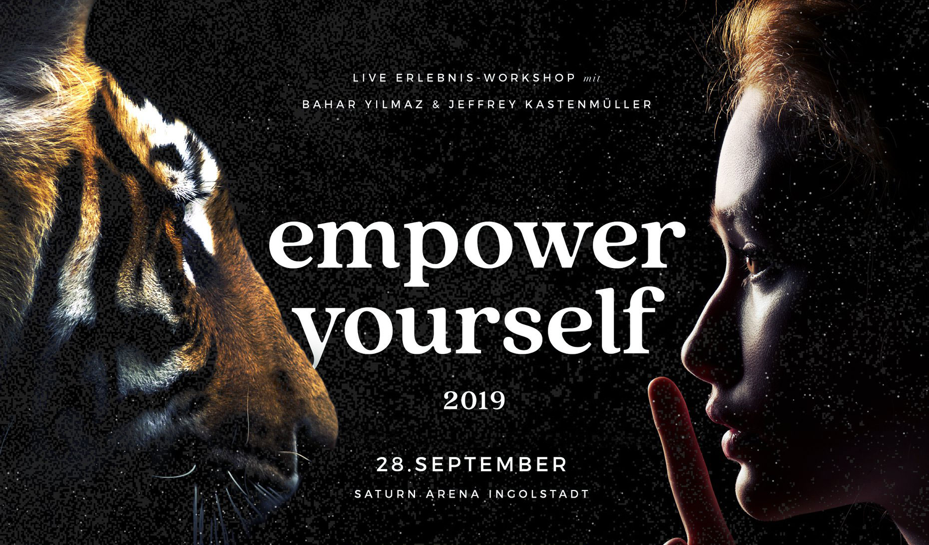 EMPOWER YOURSELF // das Event-Highlight des Jahres